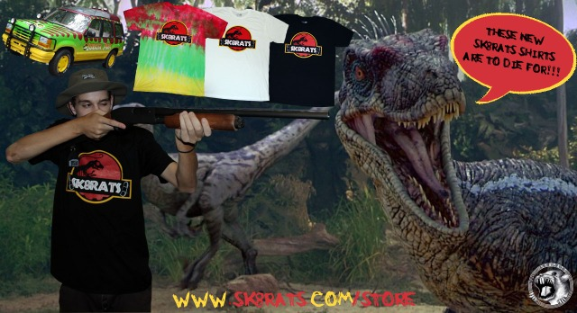 Ethan Jurassic T Ad 2