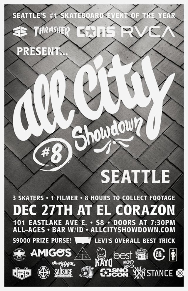 All City Showdown Premiere!!!