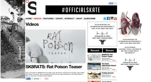 Rat Poison Premiere Teaser!