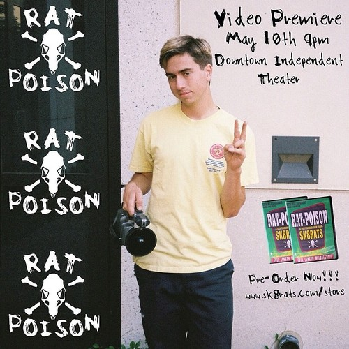 Rat Poison Premiere May 10th!!!