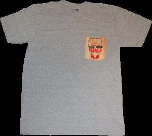 SK8RATS Rat Trap Pocket T-Shirt
