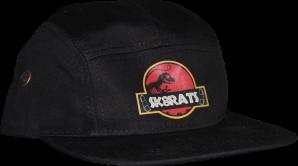 SK8RATS Jurassic 5 Panel