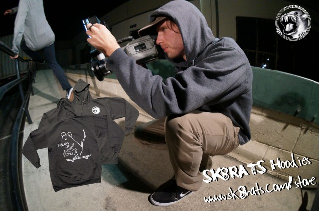 SK8RATS Hoodies Winter Line 2014 Ad 2