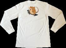 SK8RATS Raticate T-Shirt Back