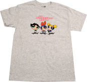 SK8RATS PowerPump Girls T-Shirt