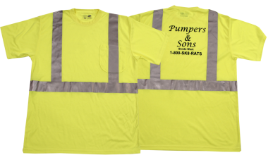 SK8RATS Pumper And Sons Yellow