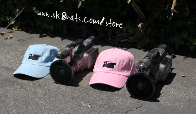 SK8RATS VX Hats x VX1000s 3