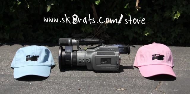 SK8RATS VX Hats x VX1000s 4