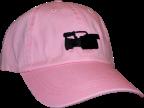 SK8RATS VX1000 Hat Pink Front
