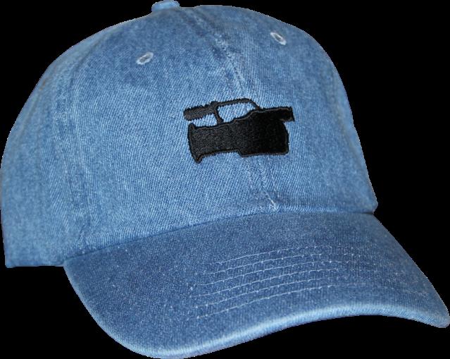 SK8RATS VX1000 Hat Denim