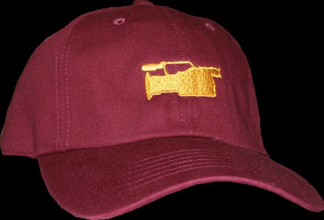 sk8rats-vx1000-hat-maroon-front