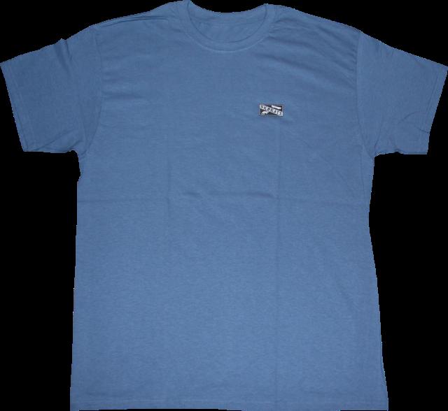 SK8RATS Patch T-Shirt Navy 2