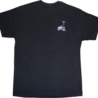 Pump On This Shirt Black 1