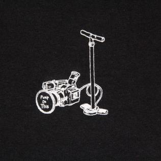 Pump On This Shirt Black 2