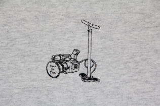 Pump On This Shirt Heather 1