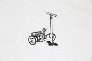 Pump On This Shirt White 2