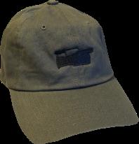 SK8RATS VX1000 Hat Green Hat Front